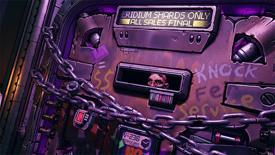 Borderlands 3's New Eridium Event Starts Today Which You Can Spend On Zero Useful Things
