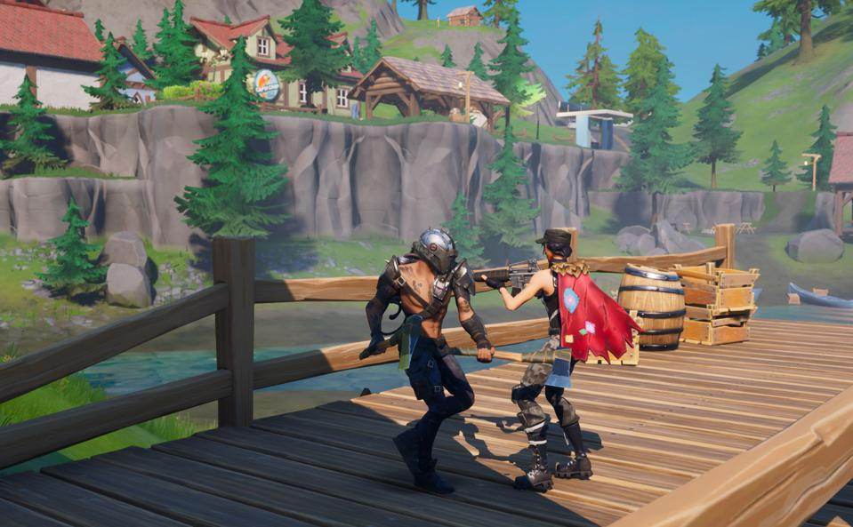 'Fortnite' Chapter 2: If You're Suddenly Getting Victory ...