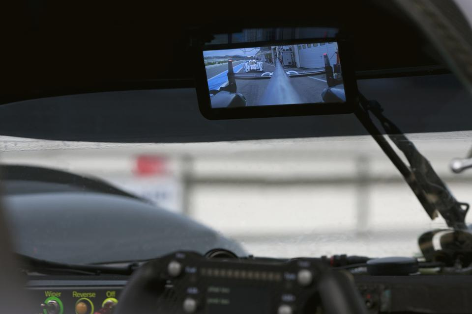 Replacing Rearview Mirrors With Cameras Would Benefit The Ears As Well As The Eyes