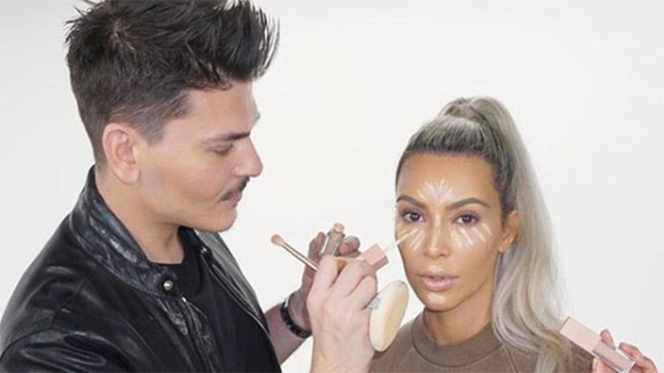 Mario Dedivanovic custom makeup video