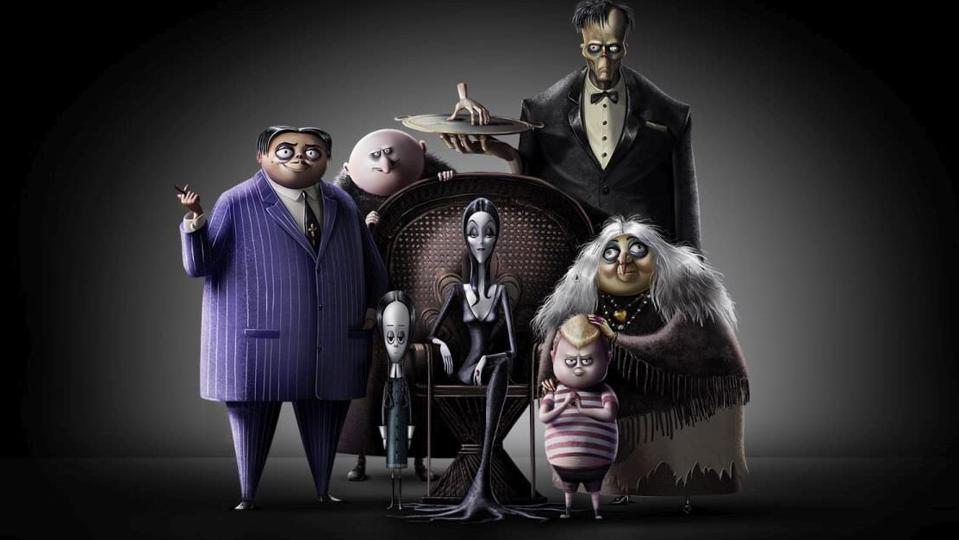 Can 'Addams Family,' Like 'Teenage Mutant Ninja Turtles,' Go From Animated Hit To Live-Action Reboot? (Box Office)