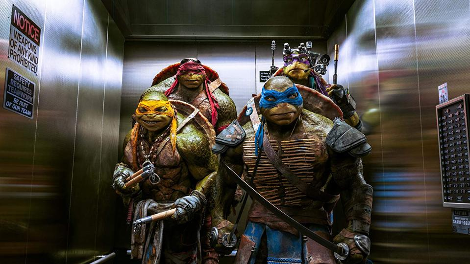'Teenage Mutant Ninja Turtles' (2014)