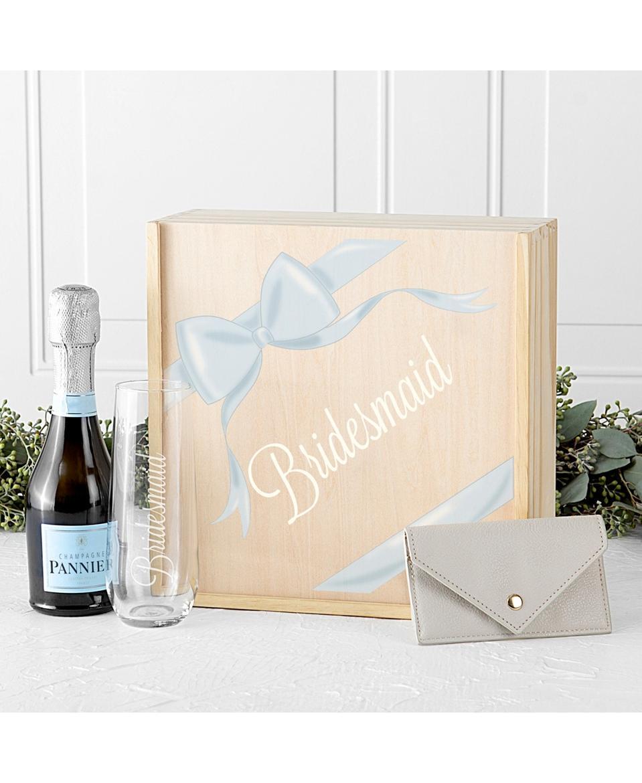 Cathy's Concepts Ribbon Bridesmaid Gift Box Set