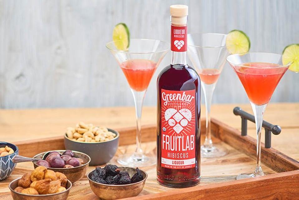 Hibiscus Margaritas