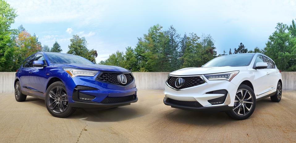 2020 Acura Rdx A Spec Or Advanced Which Is Right For You