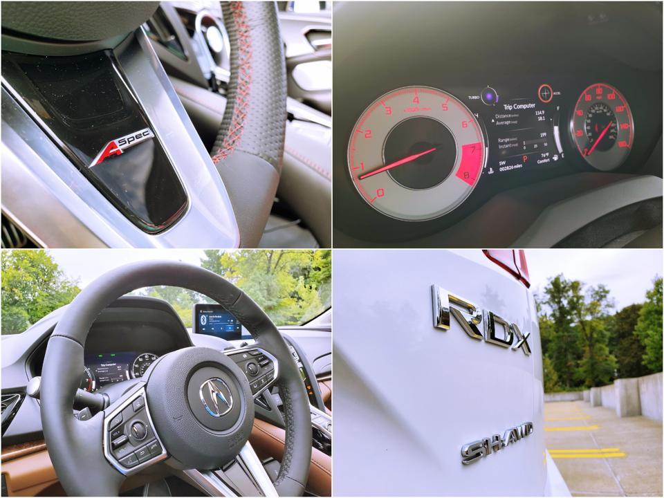 2020 Acura RDX A-Spec & Advanced