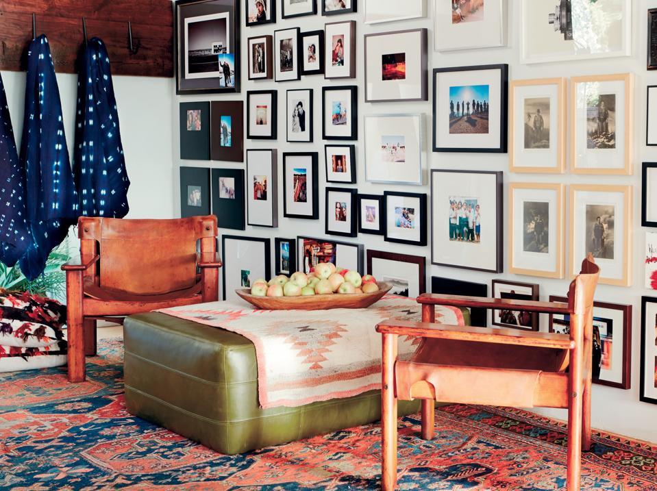 A room at Sophia Bush's house