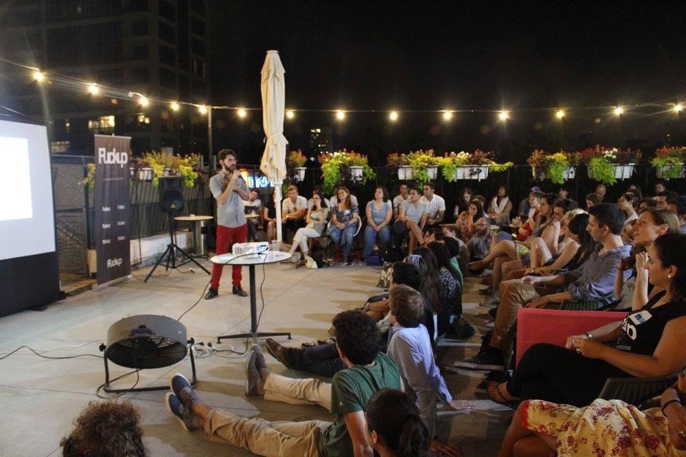 FUN, Tel Aviv
