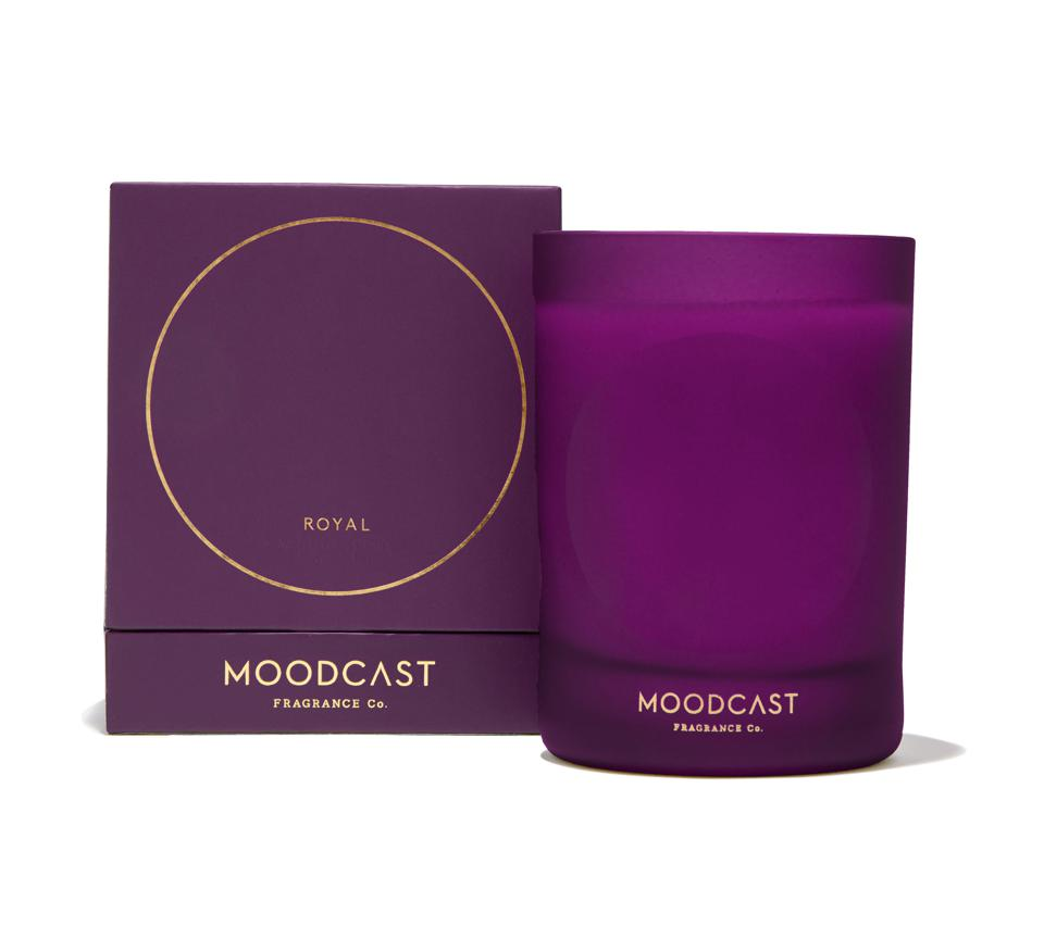 Royal Scented Candle from Moodcast Fragrance Co.