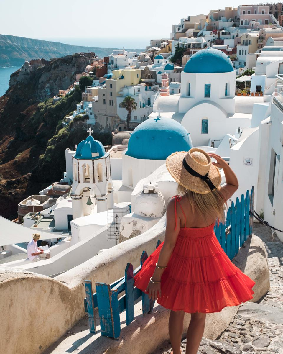 The Blonde Abroad built a million dollar travel business using data analytics.