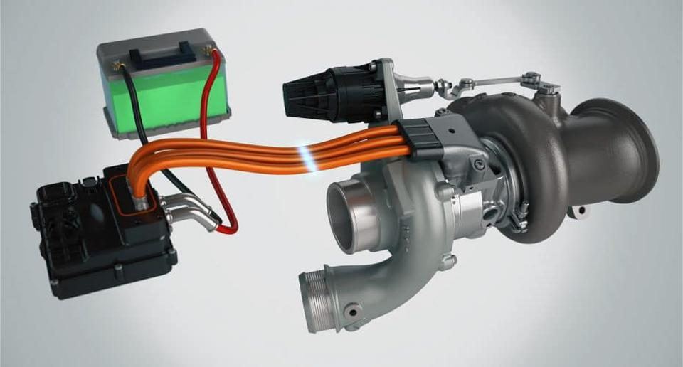 Garrett Electric Turbochargers Headed To Production In 2021