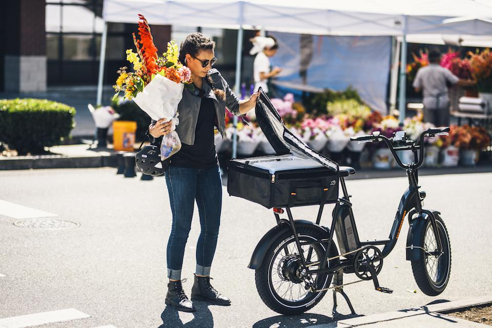 Functional, Fun, Affordable: Meet Rad Power Bikes' RadRunner Electric Bike
