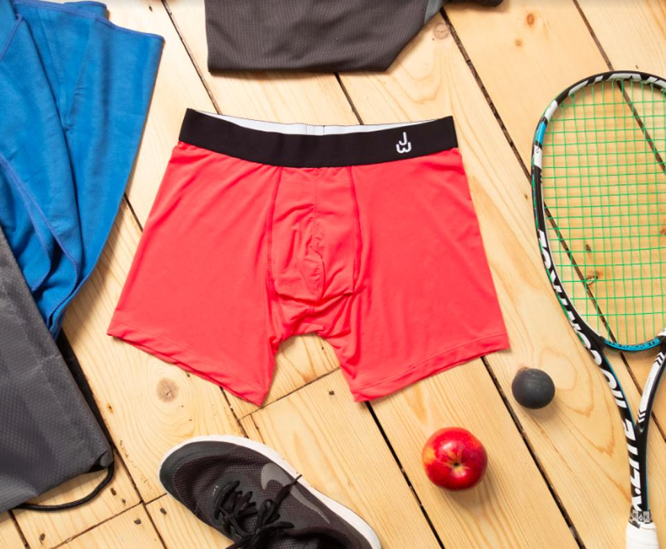 The Men's Boxer Pants That Put An End To Bad Hygiene Down There