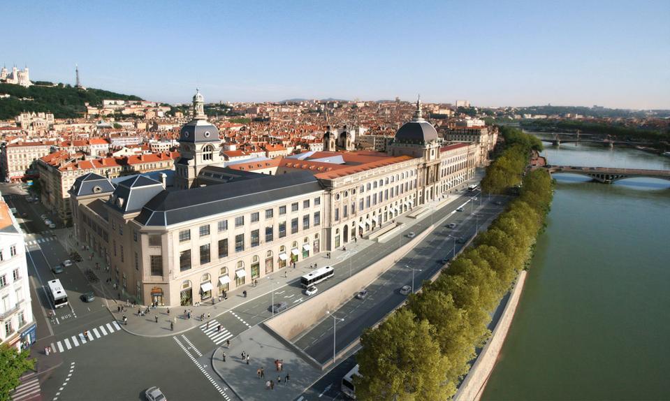 InterContinental Lyon – Hotel Dieu, France