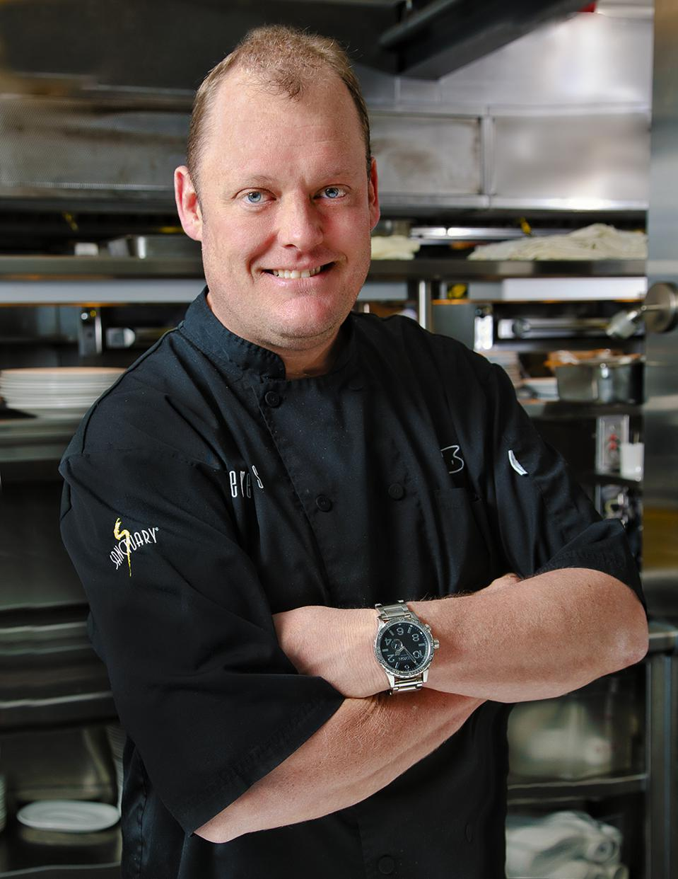 SuperStar Arizona Chef Beau MacMillan Aims for Perfection