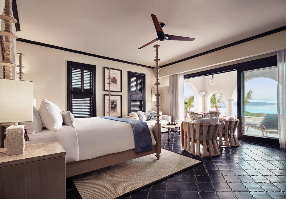 Belmond Cap Juluca One Bedroom beachfront suite