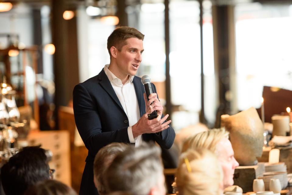 Brett Hagler, CEO and Founder of New Story