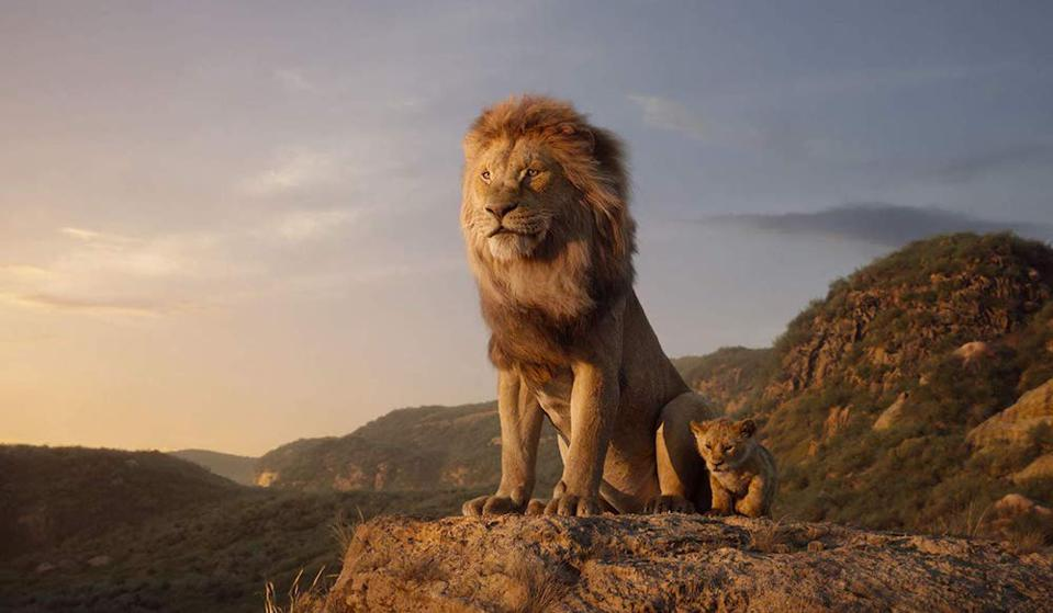 'The Lion King' (2019) 4K Blu-ray Review: Picture Quality Royalty