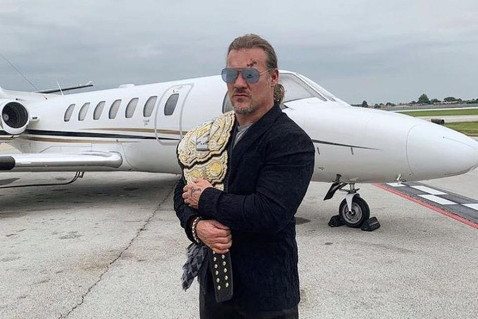 AEW Dynamite Results: News And Notes After Chris Jericho Retains World Title Against Darby Allin