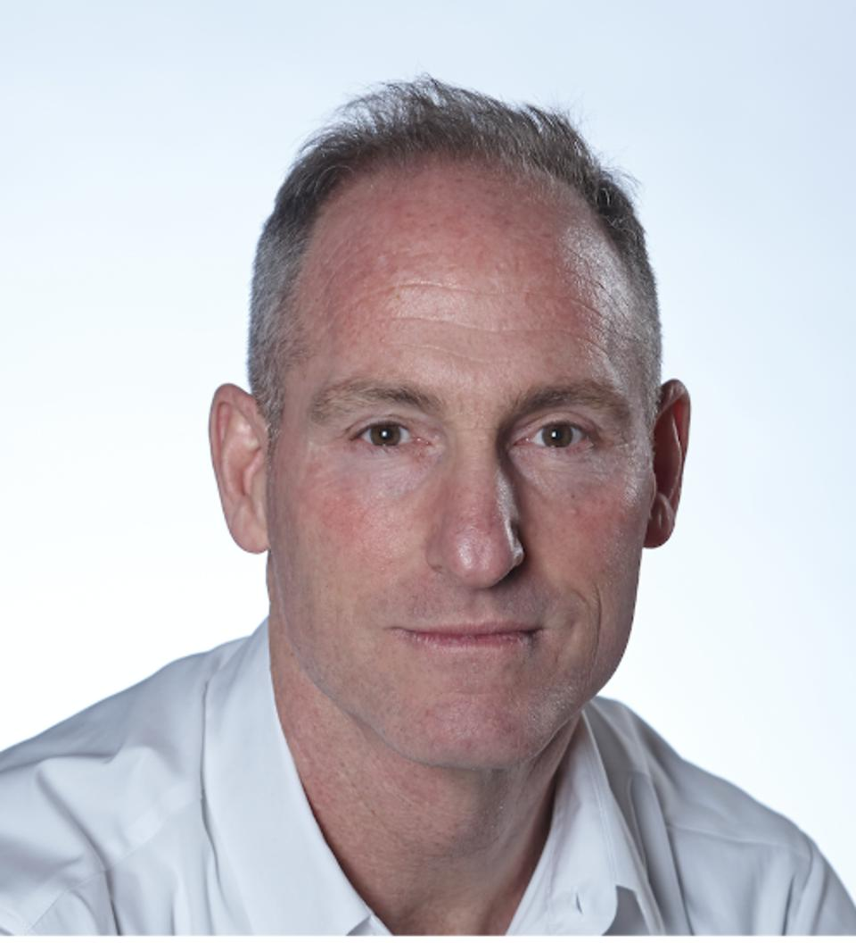 A headshot of Ken Drazan.