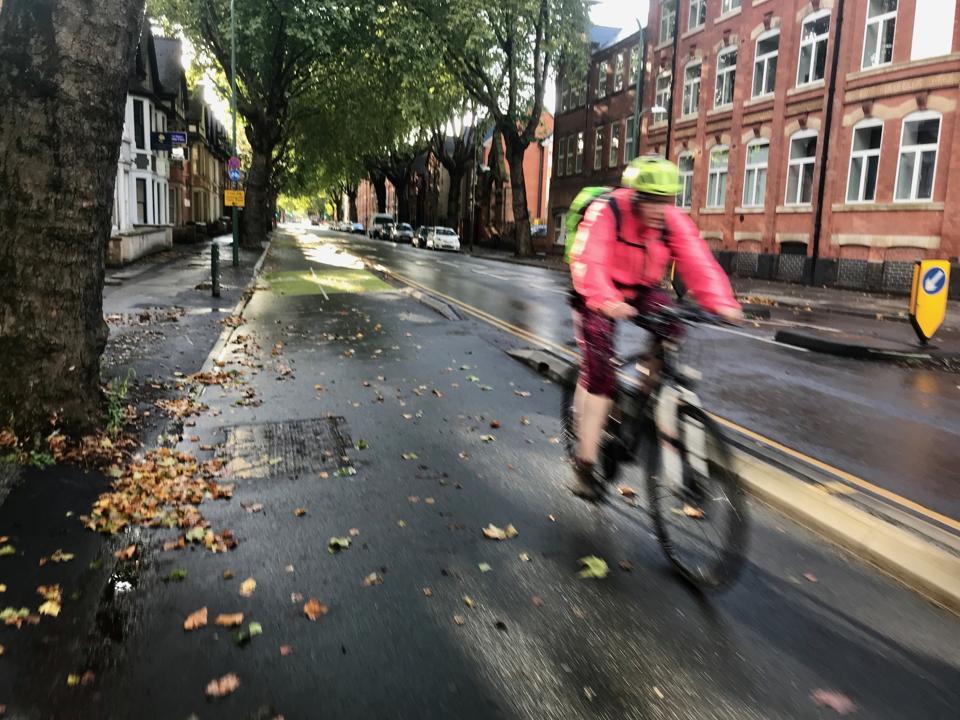Nottingham cycleway