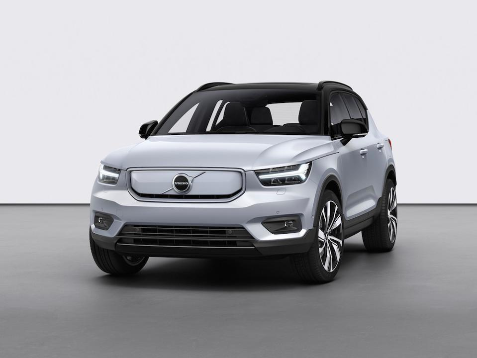 Volvo Commits To Radically Reducing Carbon Emissions Starting With The XC40 Recharge