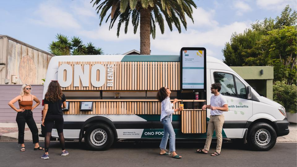Ono Food Co. Brings The Restaurant Industry One Step Closer To Full Automation