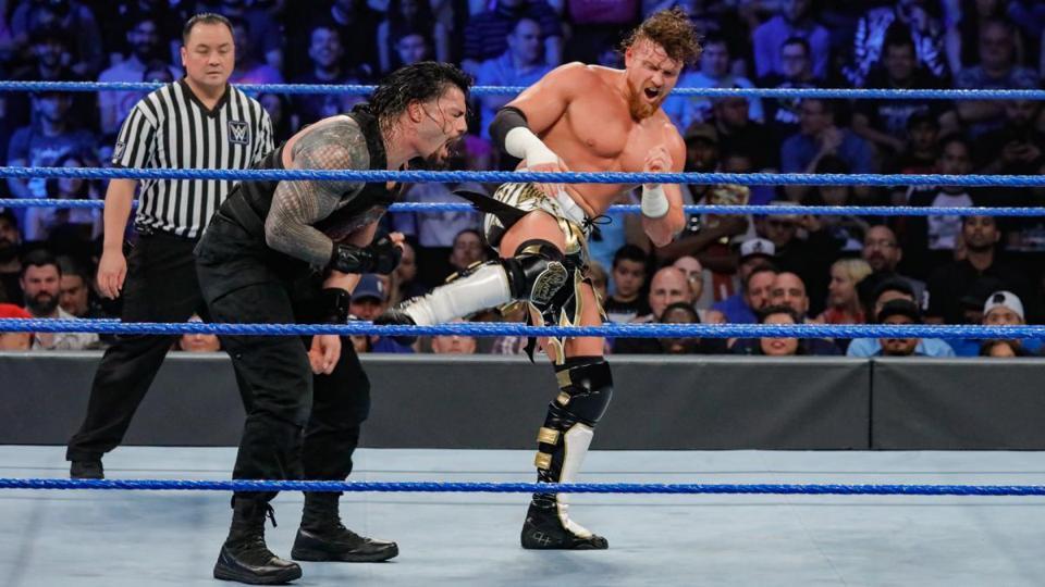 WWE SmackDown: Roman Reigns vs. Buddy Murphy