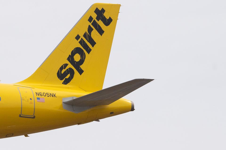 Spirit Airlines. It's one of the best airlines to fly this fall.