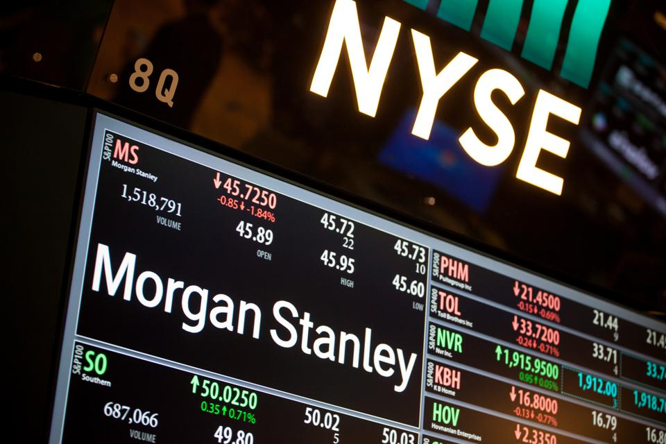 Morgan Stanley's Revenue Growth Rate Will Be Notably Lower Over Coming Years