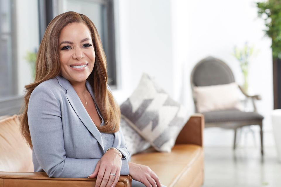 The View's Sunny Hostin Shares How She Overcame The Odds To Make A True Impact
