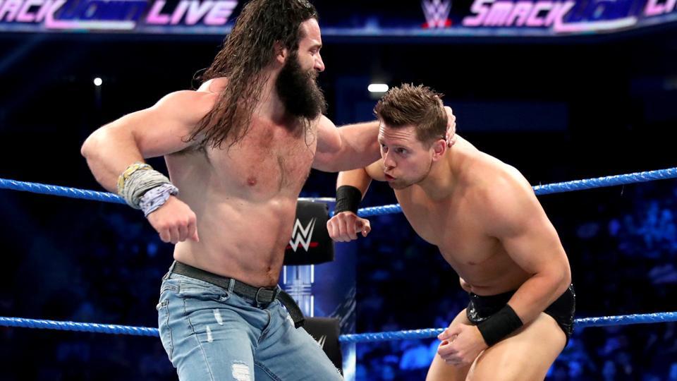 WWE: The Miz vs. Elias