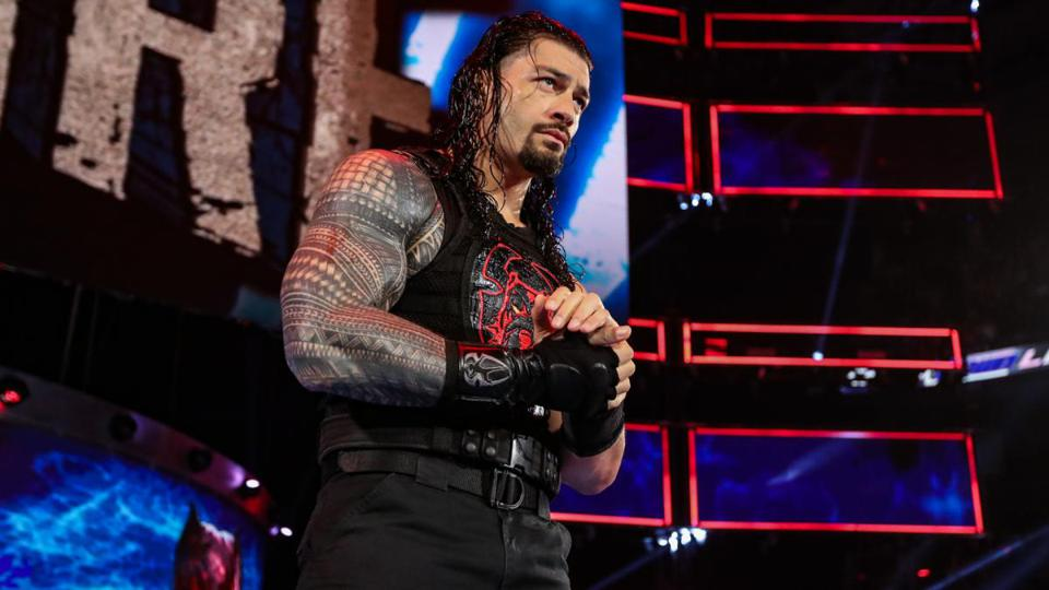 WWE star Roman Reigns