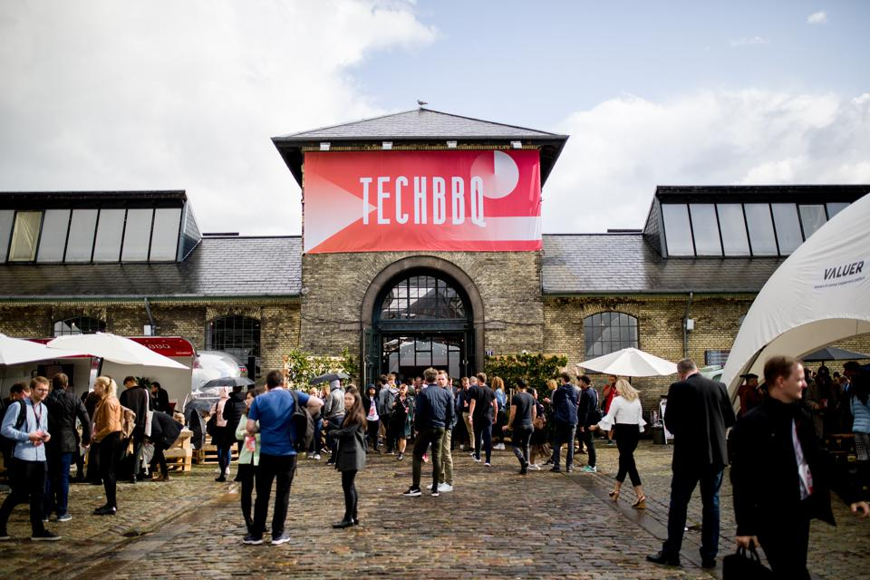 8000 flocked to Copenhagen's old meat market for Tech BBQ in 2019