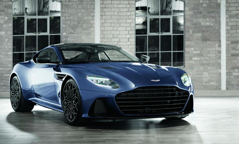 Aston Martin Daniel Craig 007