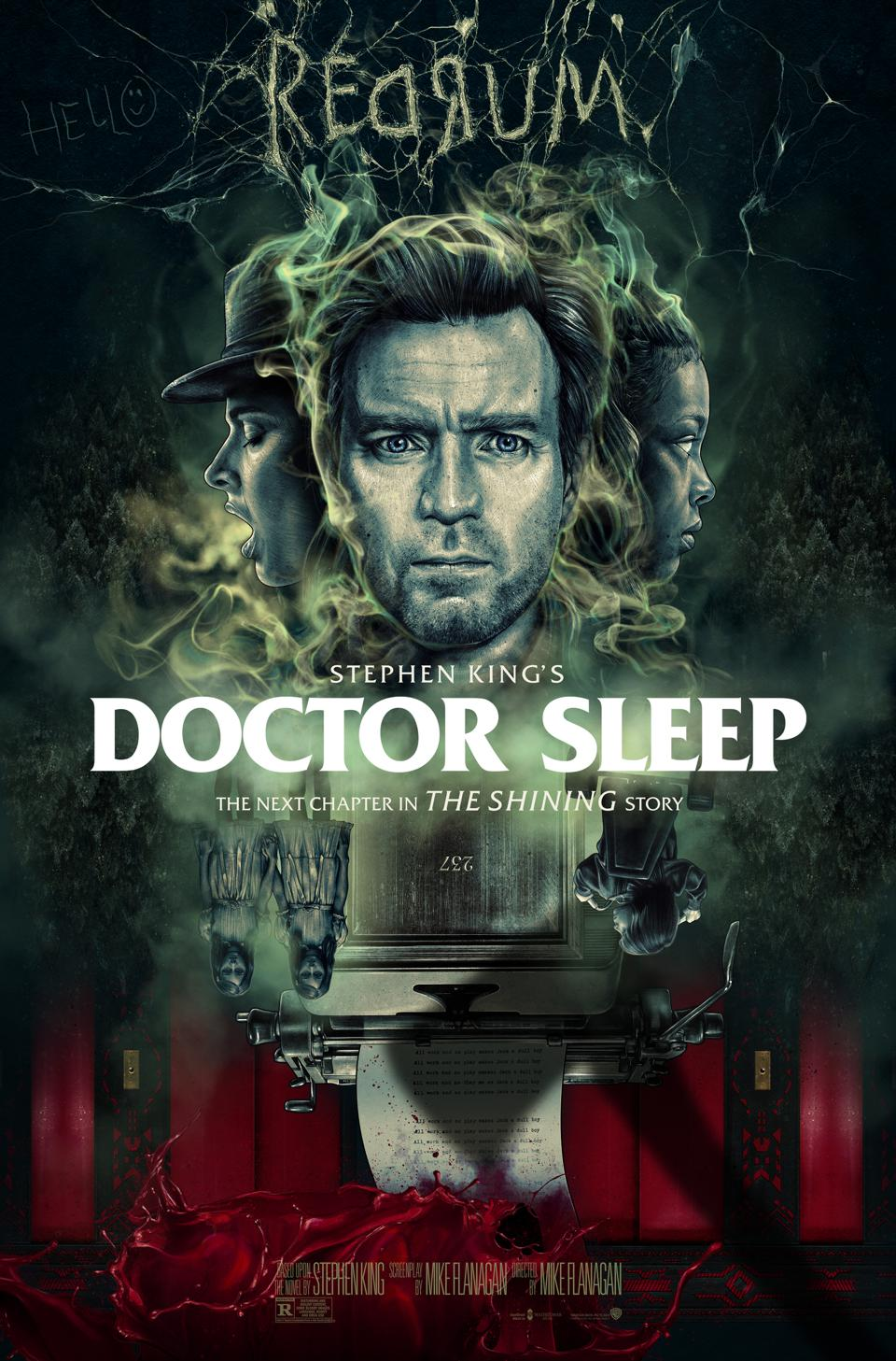 Fandango To Sneak Preview Doctor Sleep Just In Time For Halloween