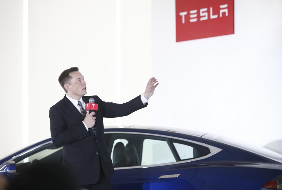 Tesla Gets Government Approval To Build Electric Vehicles In China
