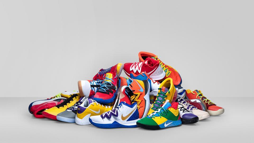 NBA's Opening Week Highlights Nike's Sneaker Customization