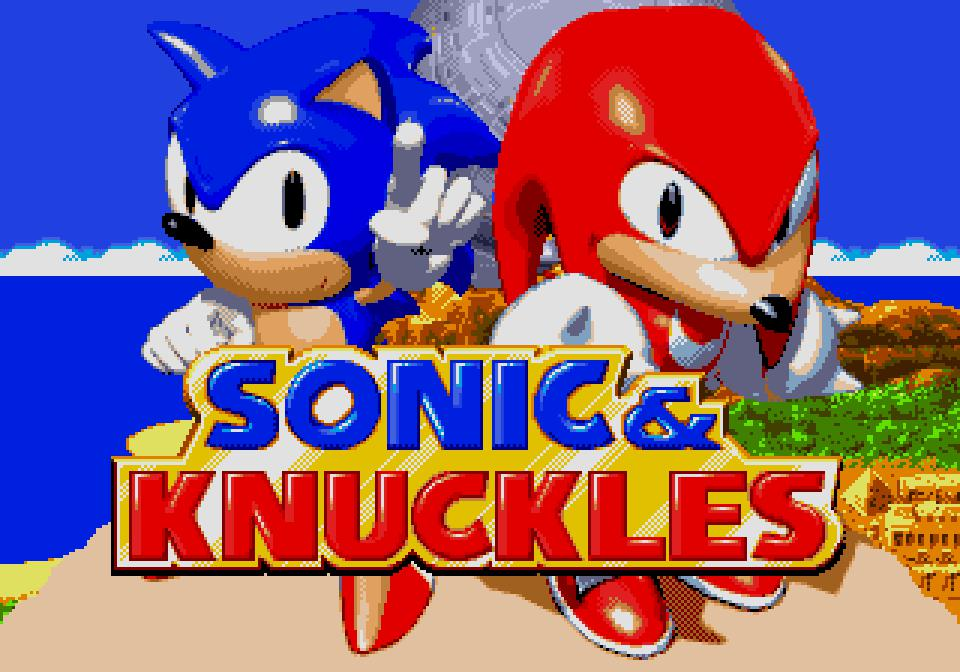 Sega Sonic & Knuckles 25 anniversary