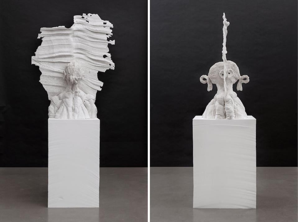 Gelatin, Ohne Titel, 2019, Courtesy Galerie Meyer Kainer