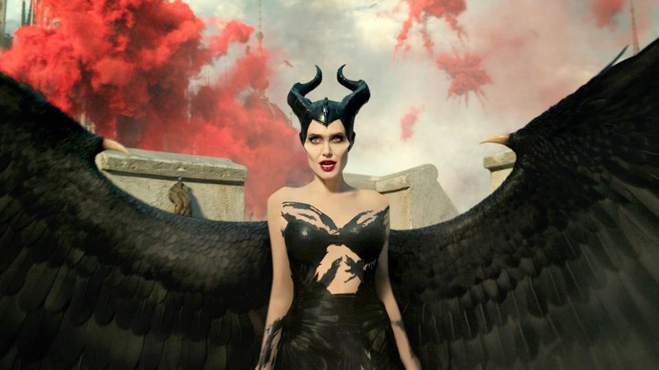 Angelina Jolie stars in Disney's ″Maleficent: Mistress of Evil″