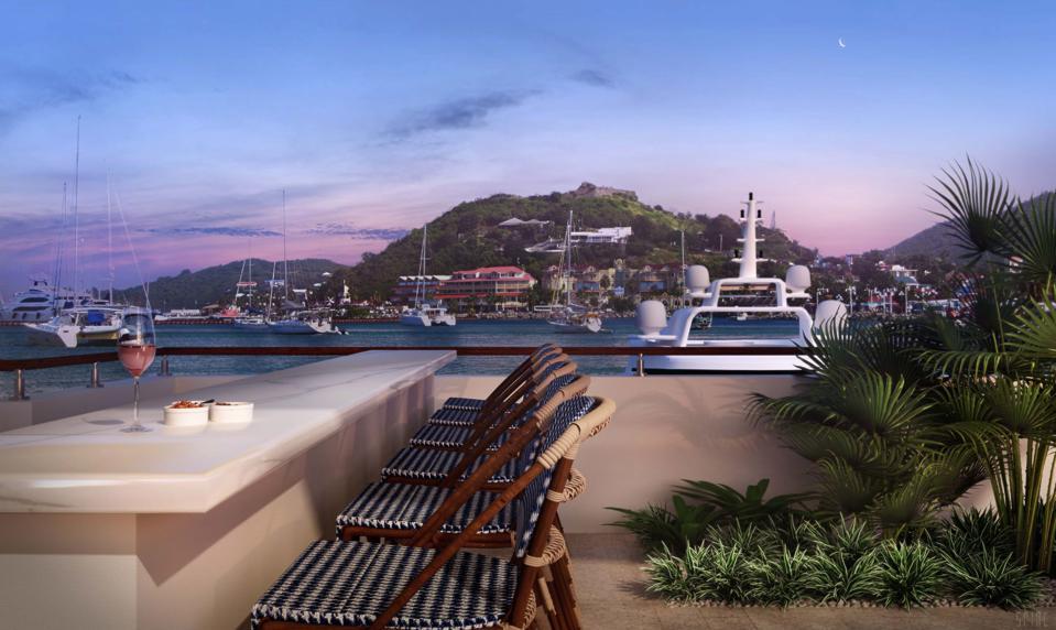 Montauk Meets The Caribbean: Navy Beach Opens In St.Thomas And St. Maarten