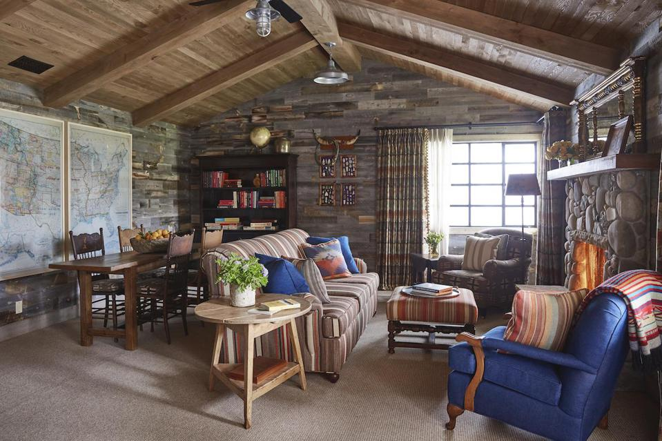 Santa Barbara's Alisal Ranch Debuts A New Cottage—With A ... on