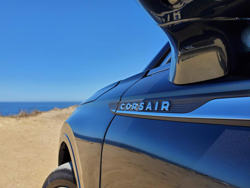 2020 Lincoln Corsair