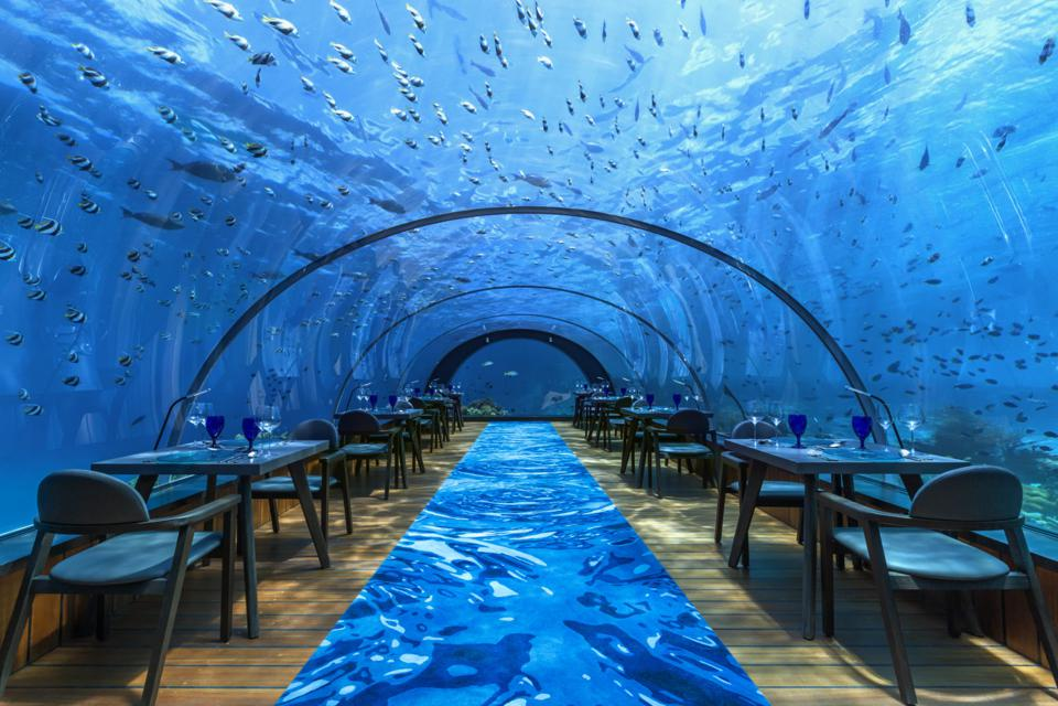 Hurawalhi Maldives Luxury Travel