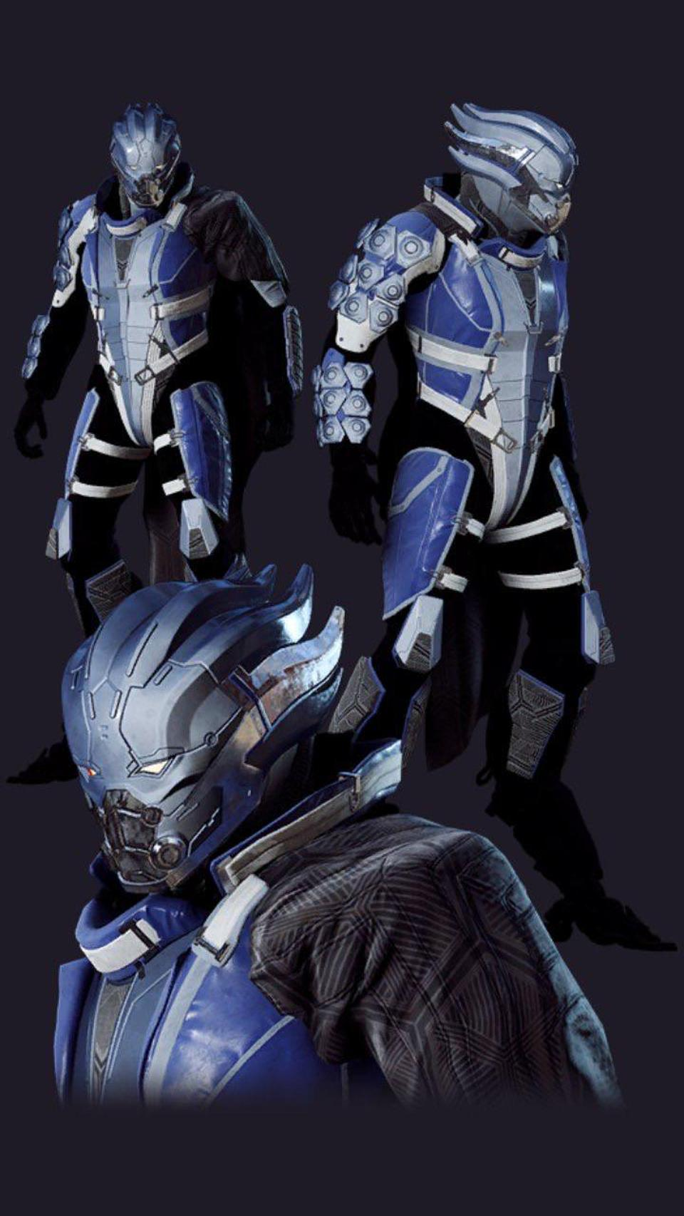 These Anthem Mass Effect Armor Sets Are So Good They Make Me Sad Ranger armor (no da required). these anthem mass effect armor sets