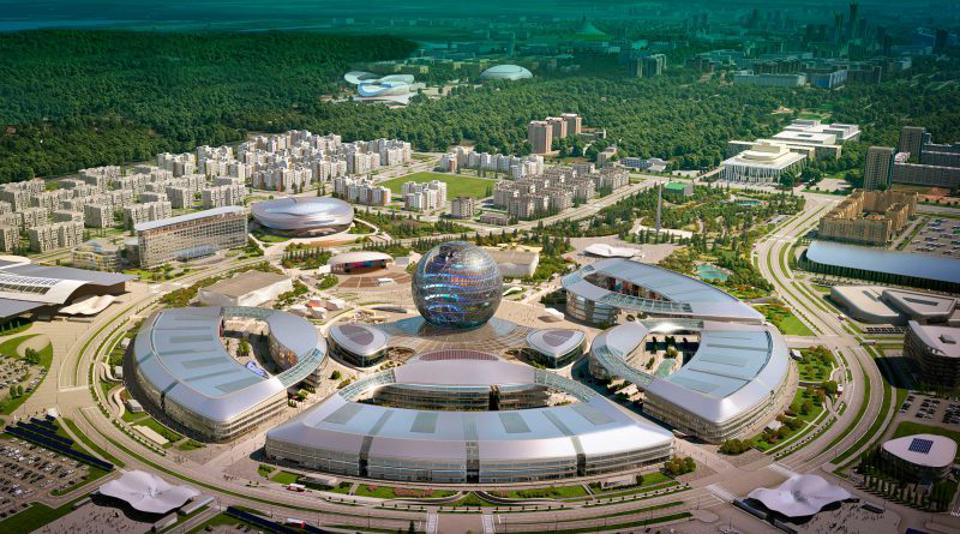 Oil-Rich Kazakhstan Begins The Long March Towards Renewables