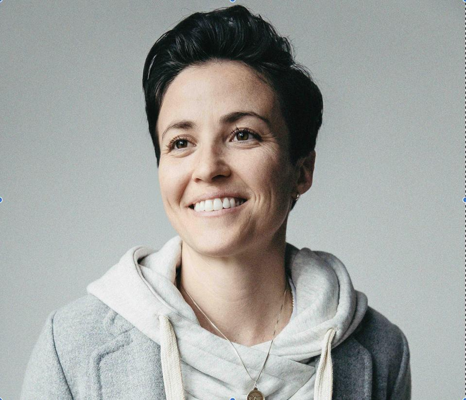 Several Questions With Rachael Rapinoe