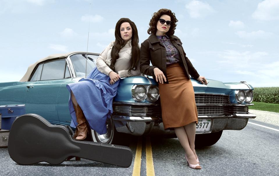 Patsy & Loretta - New Lifetime Biopic