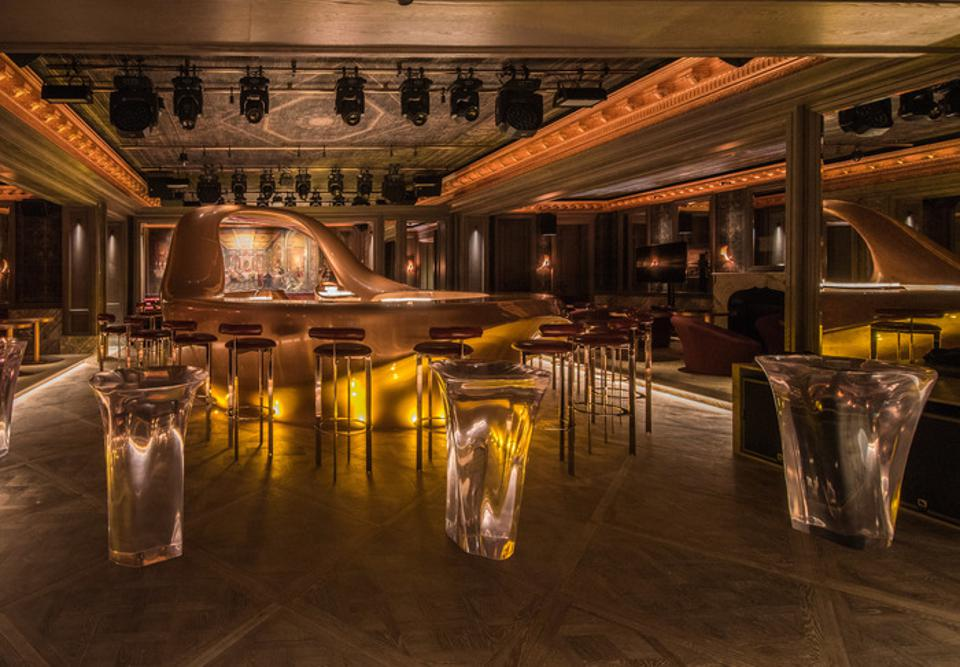 The Secret Room Nightclub nominated for Best Hotel NightClub is hidden through an underground passage within the Five Hotel, Palm Jumeirah. Other nominees include; Alley 50 Ultra Lounge, Ho Chi Minh City and Paradise Club at The Times Square EDITION